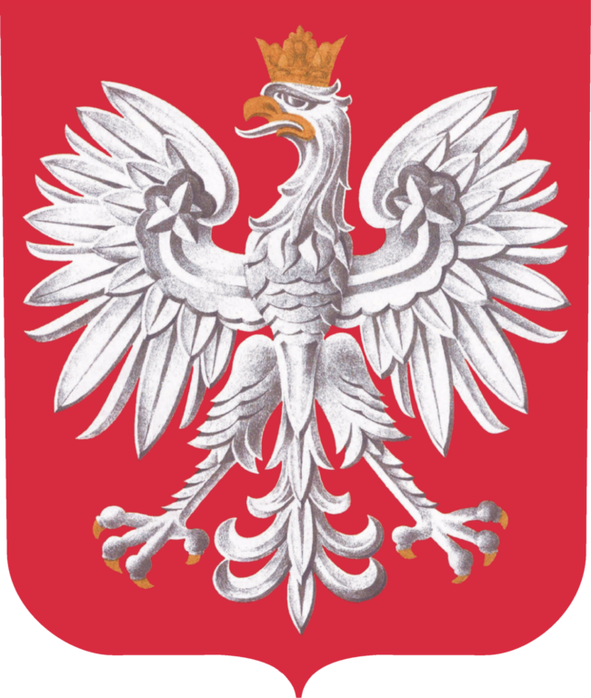 650px Coat of arms of Poland official3
